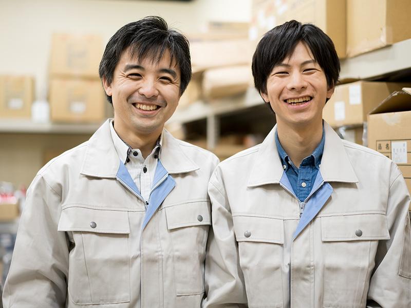 【神戸市西区】工場内での組み付け